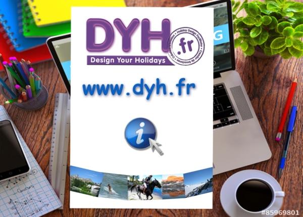 Promotion E-Tourisme Guide DYH.fr